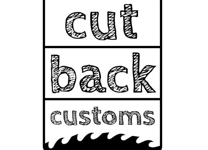 Cutback Customs Logo